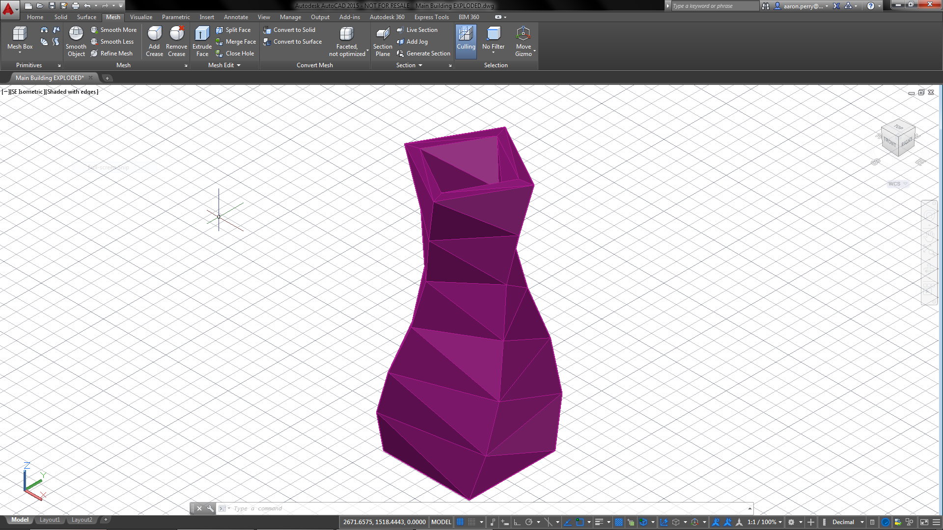 Shapeshifter to Revit: Conceptual Modelling in a Browser – Tips