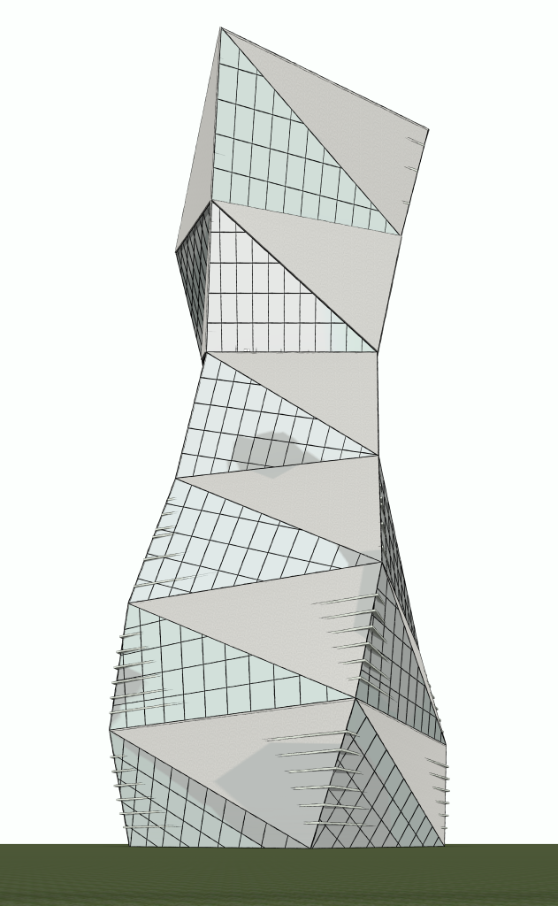 revit how to change window shape