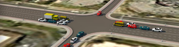 traffic simulation