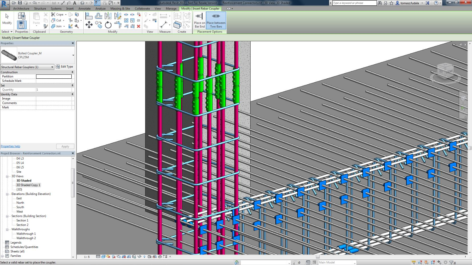 Revit Structure 2017 – more features to engineer - Cadassist
